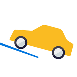 Vehicle recovery icon